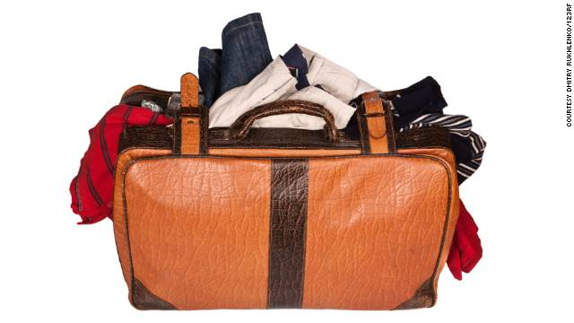 Are you better off overpacking rather than leaving something important behind?