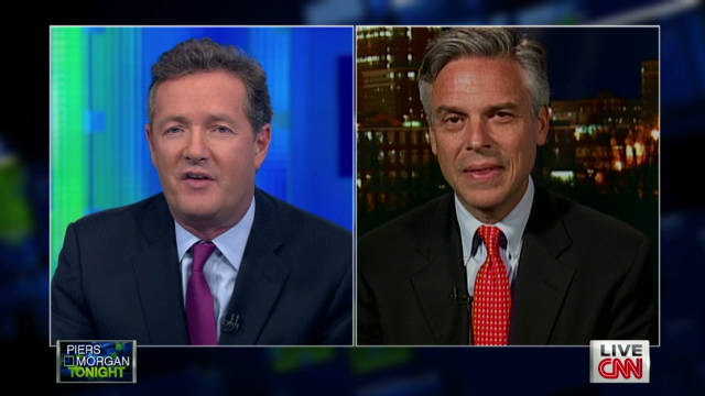 Why Jon Huntsman is skipping Vegas