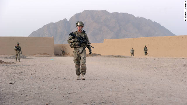 Even after the U.S. military withdraws, there will be substantial costs for Afghan security forces, the report notes.