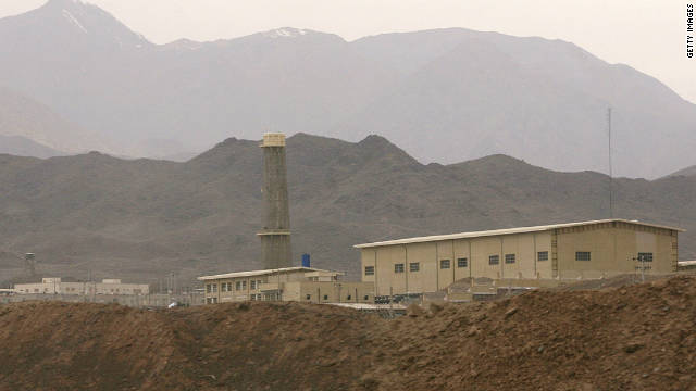 IAEA: Iran is enriching uranium