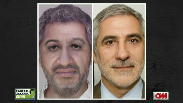 Bin Laden's look-alike?