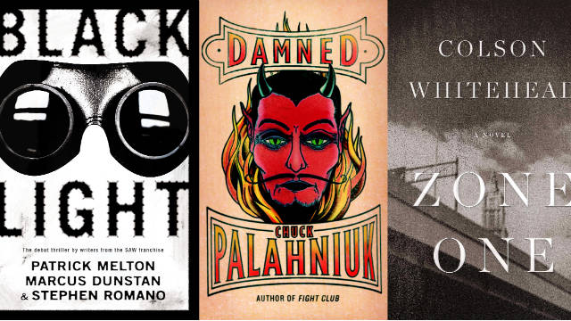 "A paranormal private eye, a girl in the afterlife and zombies populate the pages of ""Black Light,"" ""Damned"" and ""Zone One."""