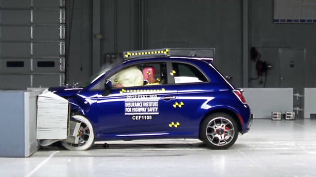 2011: Fiat's 500 can take a beating