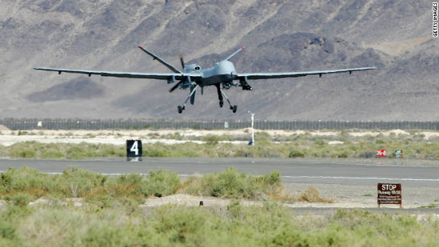 Pakistan's parliament calls for U.S. to halt drone strikes inside Pakistan, which killed two dozen soldiers last year.