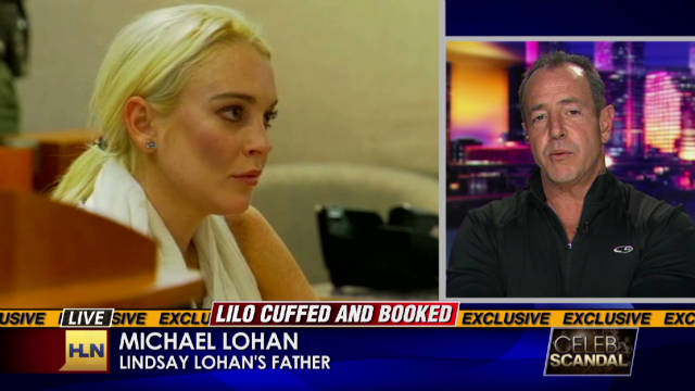 Lohan: Lindsay's 'gotta be in rehab'
