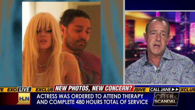 Michael Lohan worried Lindsay relapsed