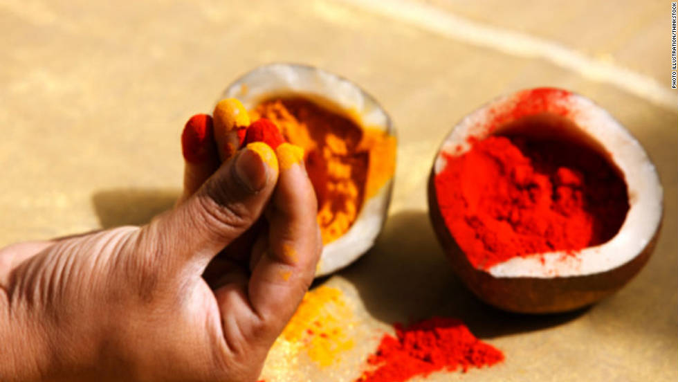 This bright orange powered spice, commonly found in India, helps break down fat and regulate the body's metabolism. Turmeric can also help reduce the chance of diabetes, according to research from a Columbia University.