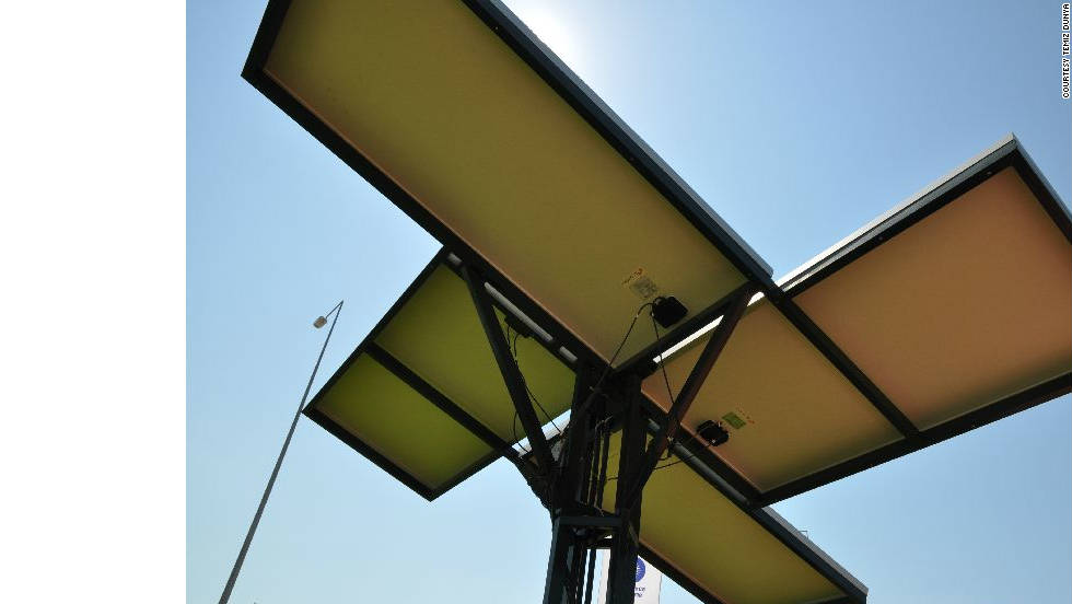 Sun-soaked Antalya wants to use solar power to generate electricity.
