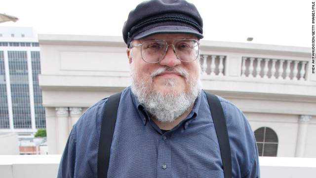 "George R.R. Martin wrote a blog post titled ""Corporate Cowardice."""