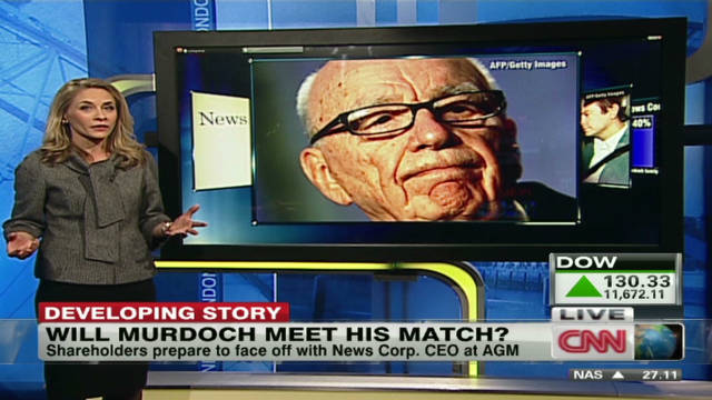 Can shareholders give Murdoch the boot?