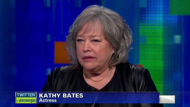 piers kathy bates politics_00001211