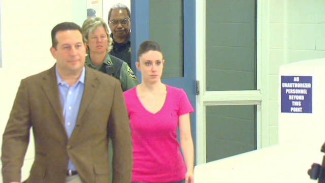 Casey's attorney: Depo video will harm