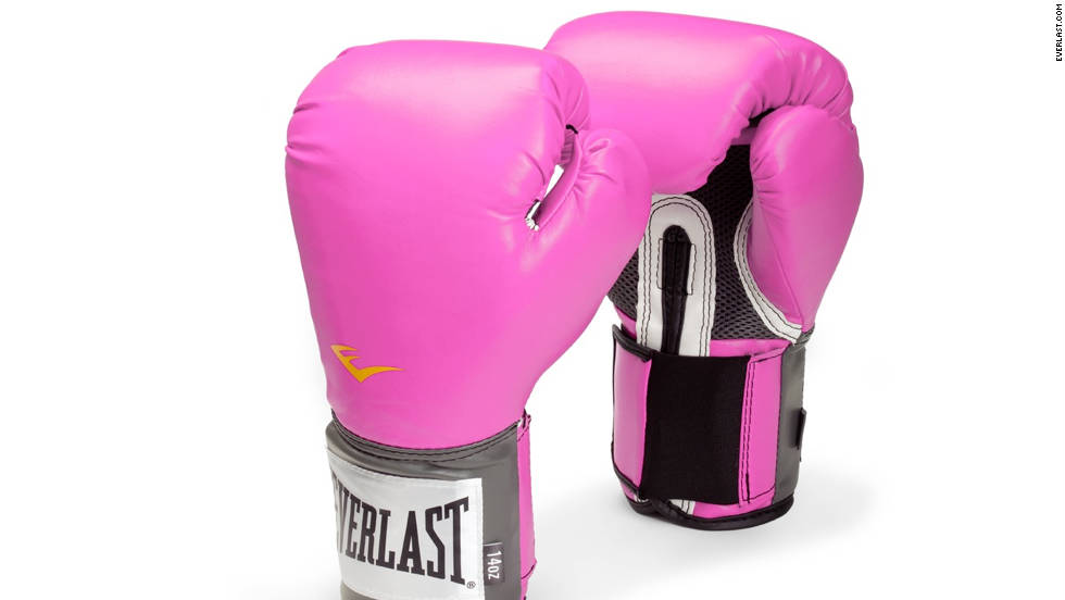 "Everlast boxing gloves from <a href=""http://www.everlast.com/everlast/bcrf"" target=""_blank"">Everlast.com</a>"