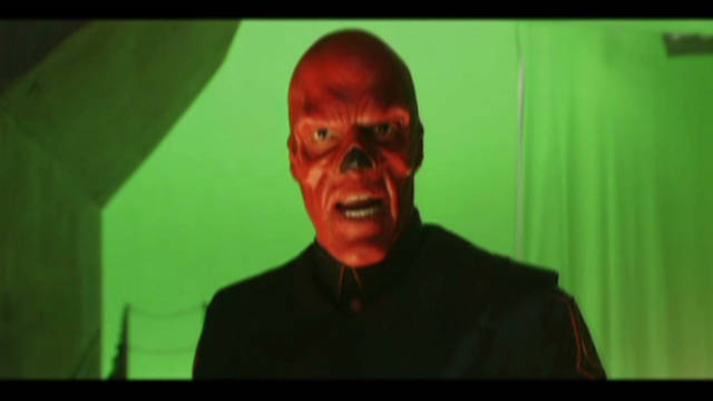 Creating 'Captain America's' Red Skull