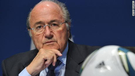 Former FIFA Exec: 'High possibility' Blatter involved