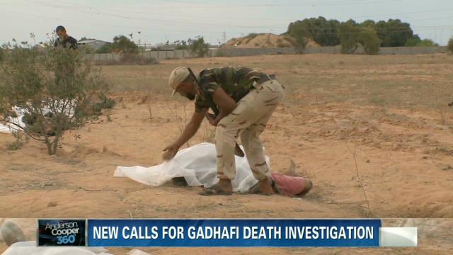Cooper: New details in Gadhafi's death