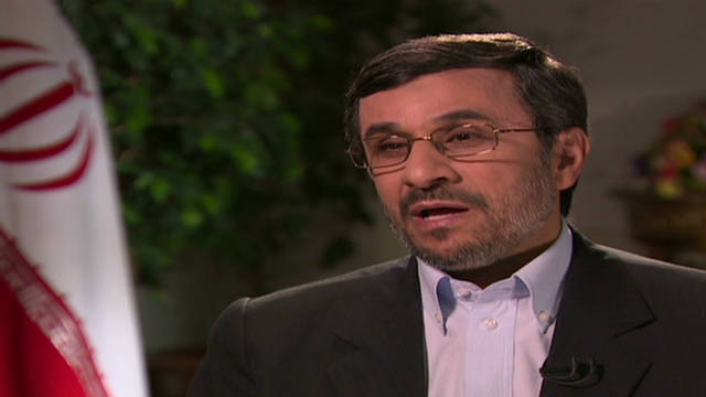 Ahmadinejad dismisses assassination plot