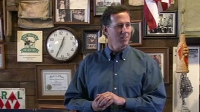Santorum: Obama 'owns Iraq'