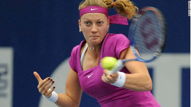 Wimbledon champion Petra Kvitova wil be making her debut in the WTA Championships