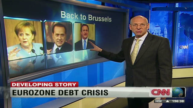 Leaders to meet on eurozone debt crisis