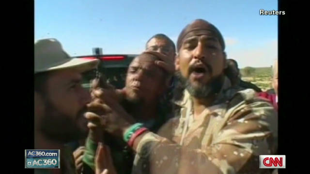 New video, details on Gadhafi's death