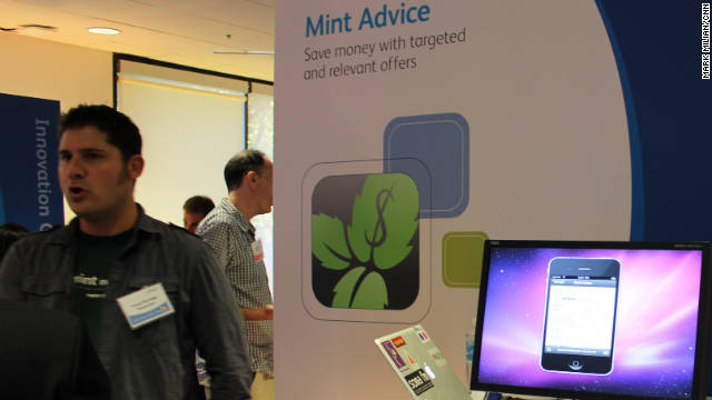 Intuit held an event for reporters and partners at its campus to show off upcoming products.