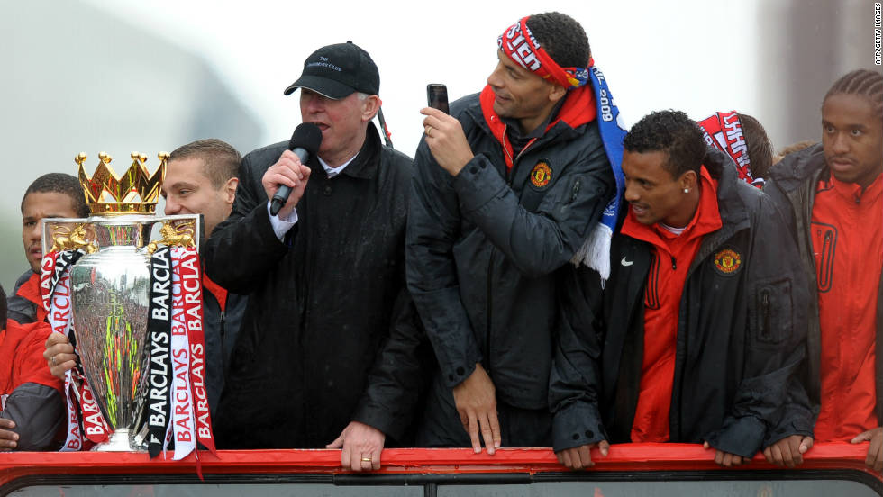 Another European title followed in 2008, but Barcelona handed United disappointment in the 2009 and 2011 finals. However, Ferguson and his players still earned a parade last season after winning a record 19th English league title.
