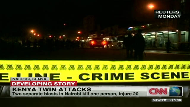 Kenya on edge after attacks