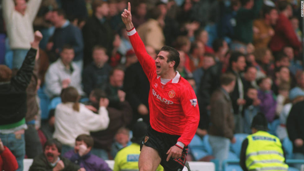 Arguably the most important signing was that of French forward Eric Cantona, a $1.9 million bargain from Leeds who led United's surge to dominance in the 1990s.