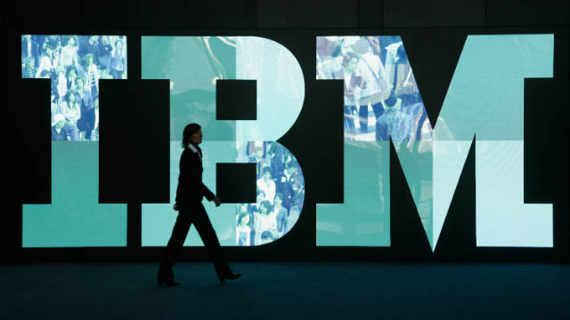 "IBM says: ""In five years, the gap between information haves and have nots will cease to exist."""