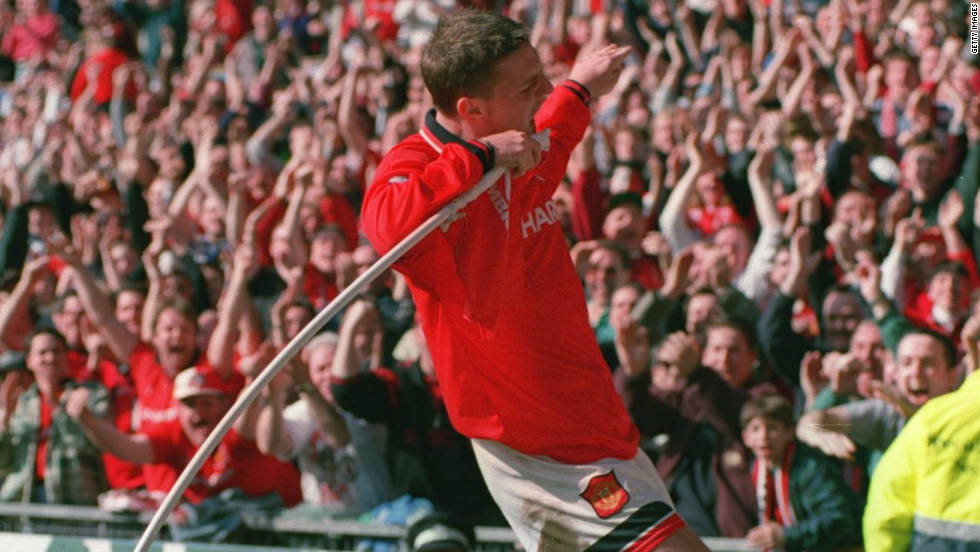 When Ferguson was tipped off about a party at Lee Sharpe's house in the early 90s, he raced round to be greeted by the sight of a teenage Ryan Giggs holding a bottle of beer. Suffice to say, the party was over.