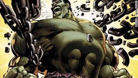 The Incredible Hulk #1Written by Jason Aaron Pencils by Marc Silvestri Pencil Assists by Michael Broussard Inks by Joe Weems, Rick Basaldua, Sal Regla Colors by Sunny Gho of IFS