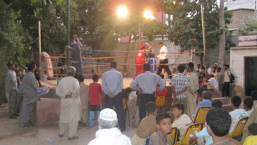 Local boxing officials believe Pakistan could eventually emulate Cuba's success in the ring.