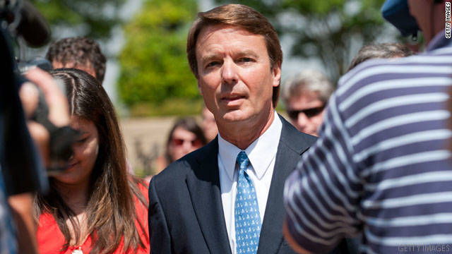 John Edwards fighting mystery illness