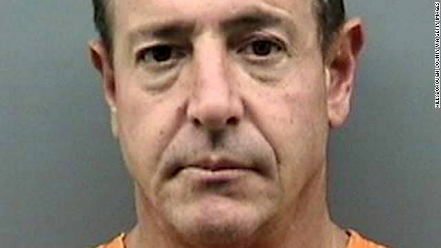 Michael Lohan was arrested Monday on suspicion of domestic violence. He was released Wednesday.