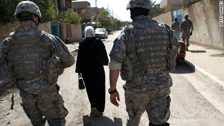 The U.S. invasion forced millions to leave Iraq and left hundreds of thousands dead.