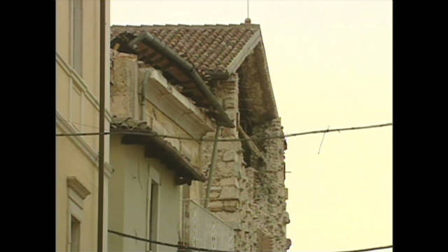 Manslaughter charges after quake in Italy