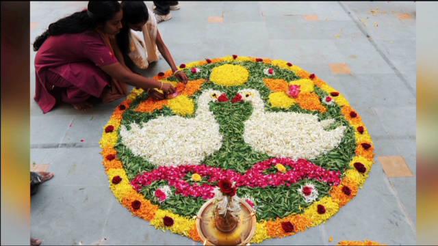 The Hindu Festival of Diwali