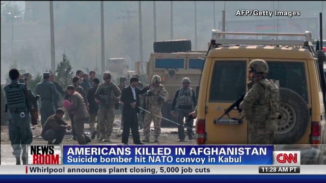 8 civilians, 5 troops die in Afghanistan