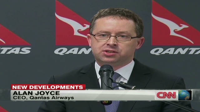 Qantas ground entire fleet