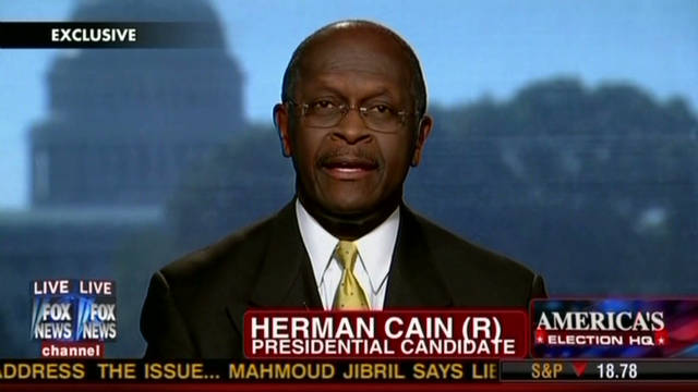 Cain: Sexual harassment claims baseless