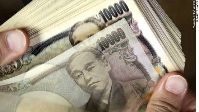 Expectations are rising that the Bank of Japan will intervene to lower the value of the yen.