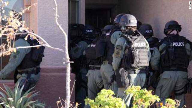 At least 70 suspected drug smugglers with alleged ties to the powerful Sinaloa cartel have been arrested in Arizona, according to Immigration and Customs Enforcement officials.