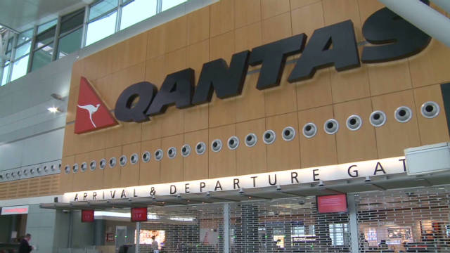 Qantas flying again after strike