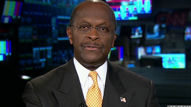 Cain: 'This is a smear campaign'