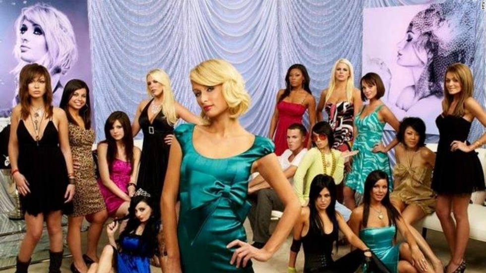 """After """"The Simple Life"""" was canceled in 2007, """"Paris Hilton's My New BFF"""" premiered on MTV in 2008. In the show, Hilton searched for her new best friend through a series of challenges."""