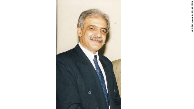 Mahmoud Badavam, Hassan's former academic adviser, has been sentenced to four years in jail.