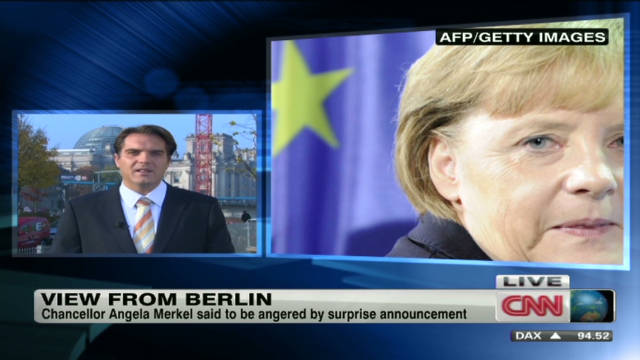 View from Germany on Greece's referendum