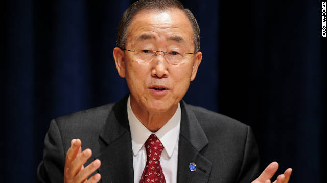 U.N. Secretary-General Ban Ki-moon called governments to make a broader climate agreement possible in the future.