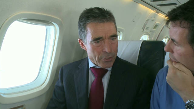 Rasmussen: NATO airstrike campaign ends